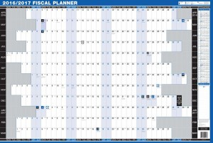 Fiscal Planner 2016-17