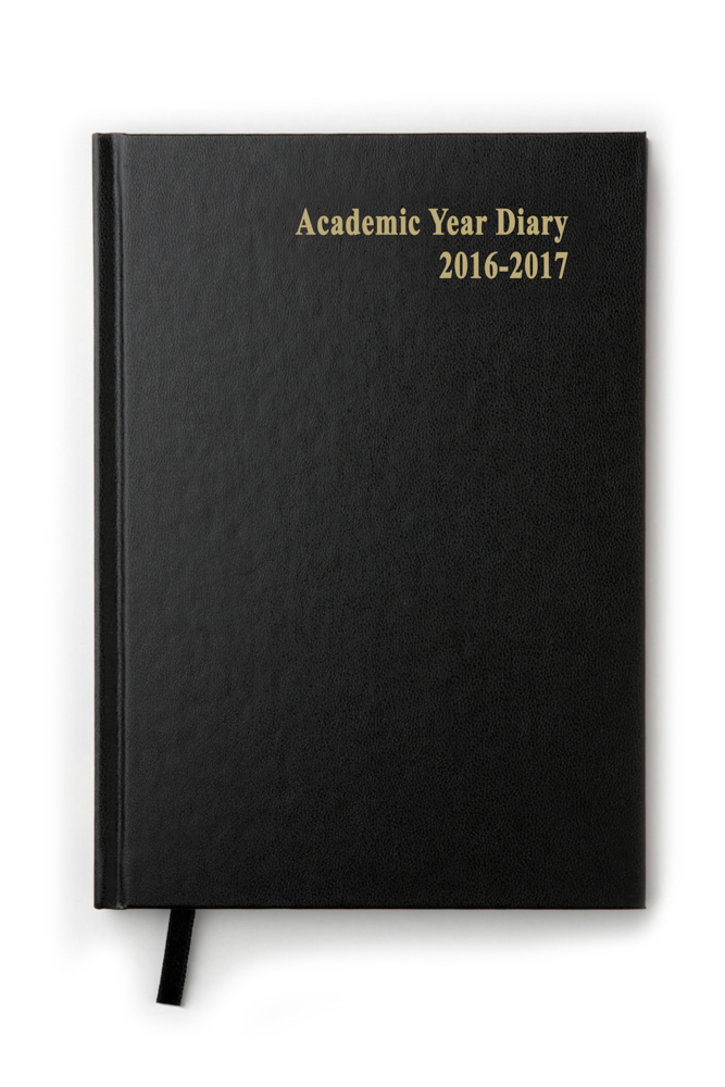Academic 18 Month Desk Diaries 2016-17